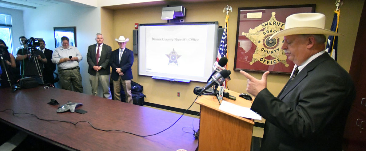 Modern forensics lead Brazos County authorities to executed