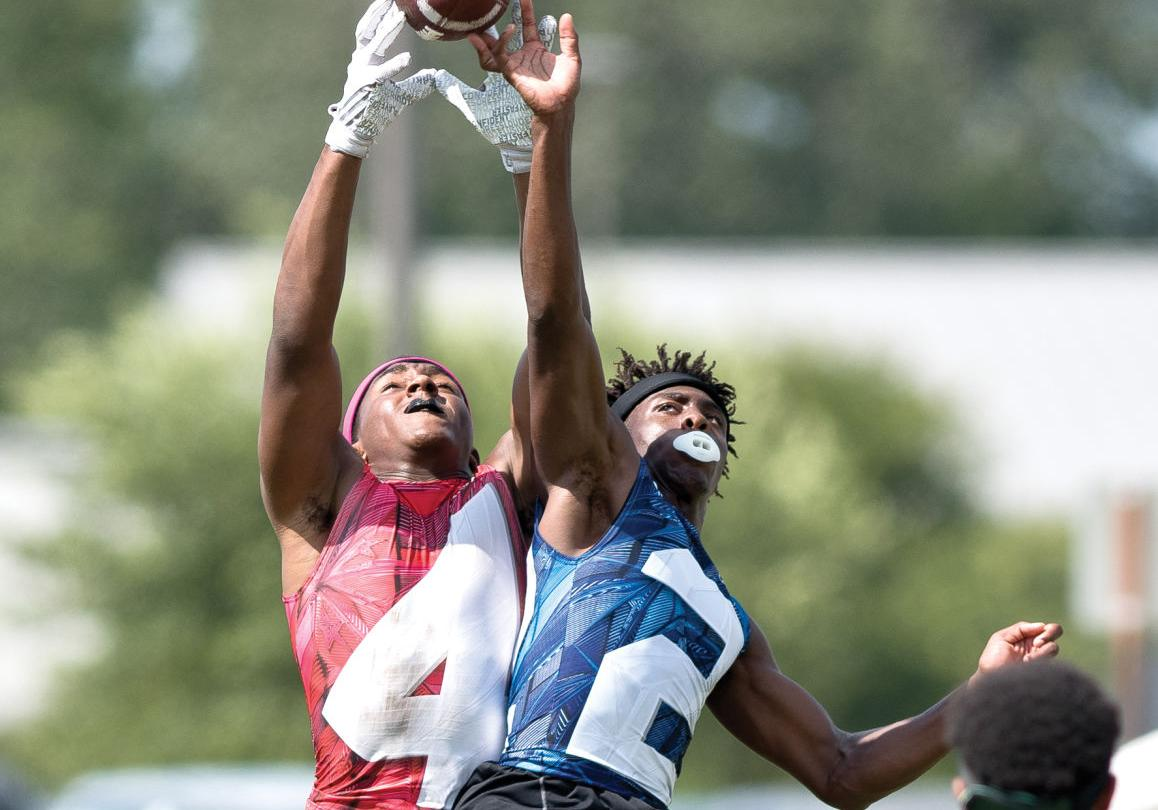 College Station Advances To Main Draw At State 7 On 7