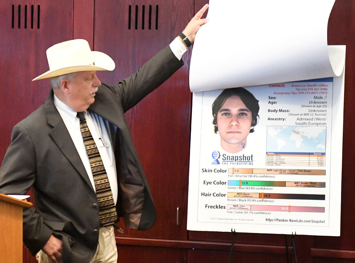 Modern forensics lead Brazos County authorities to executed murderer