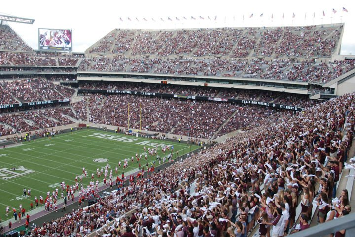 Texas A&M readies for alcohol at Kyle Field