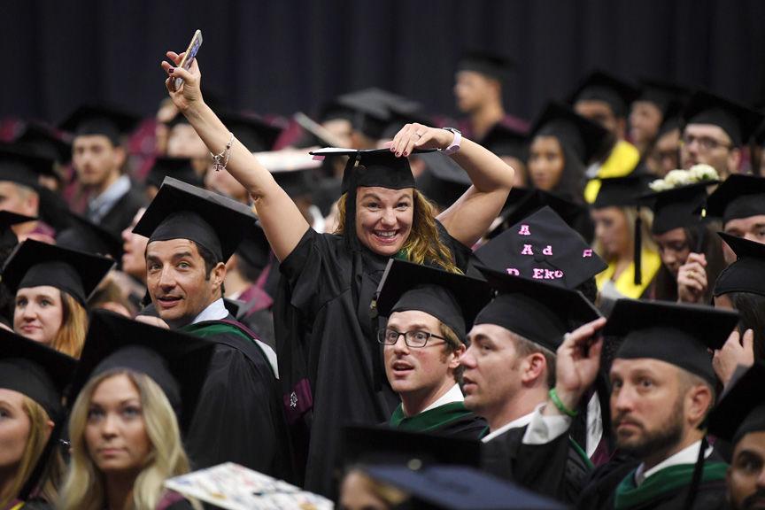 Texas A&M University Commencement