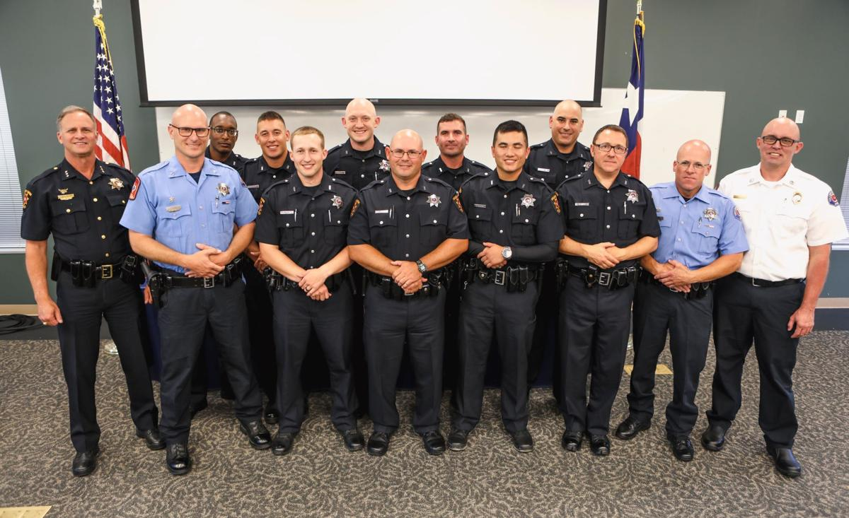 New Officers Join College Station Police Department Our Neighbors