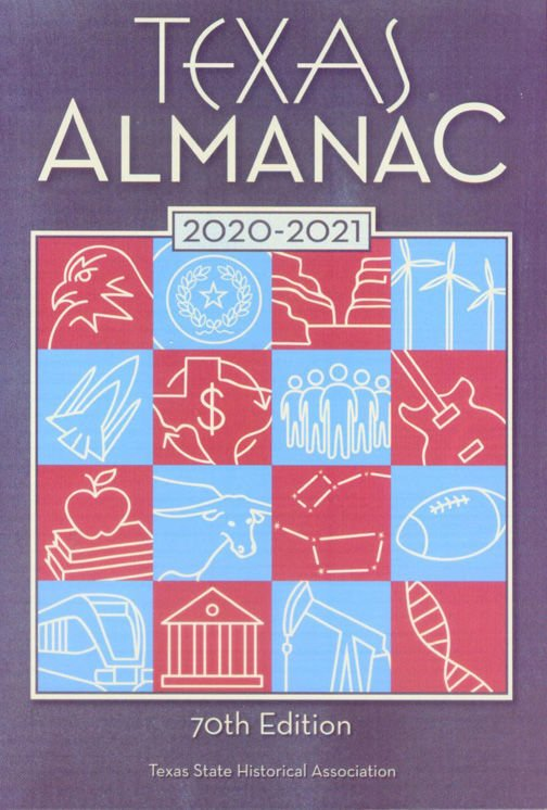 TEXAS READS: Almanac Offers Updated Look At State
