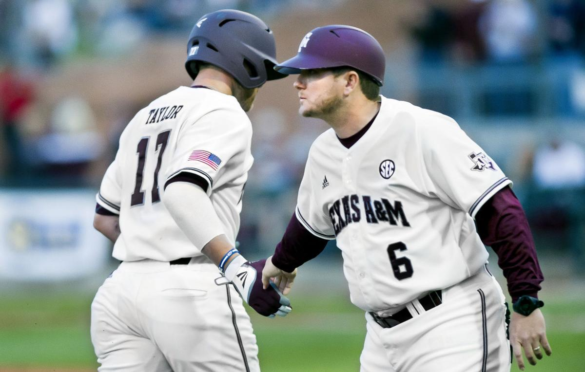 Texas A&M's new baseball coach credited with team improvements this season