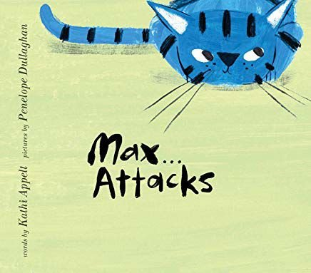 TEXAS READS: 'Max Attacks'