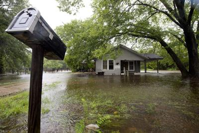 Brazos Valley flooding