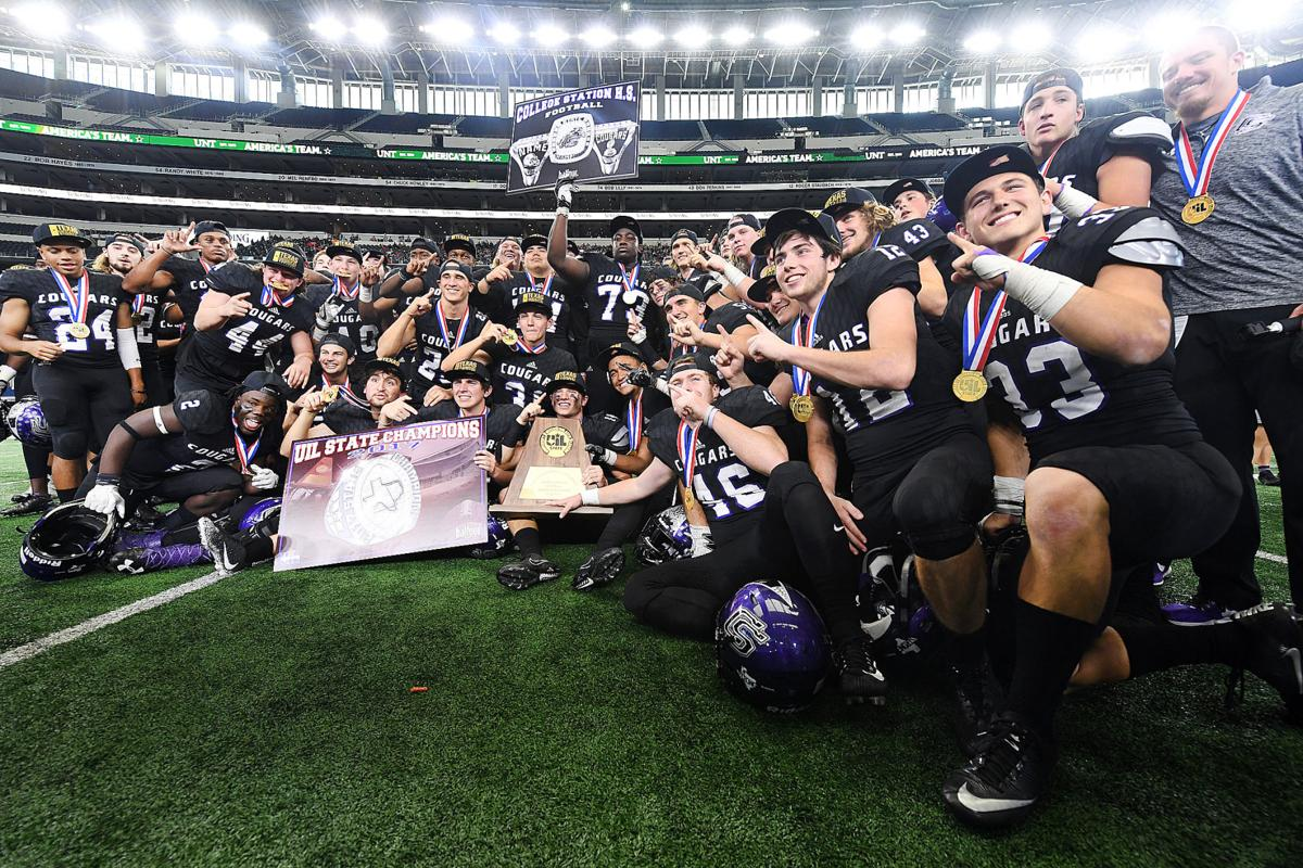Team of the Decade: 2017 College Station Cougars