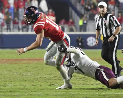 Texas A M Mississippi Football