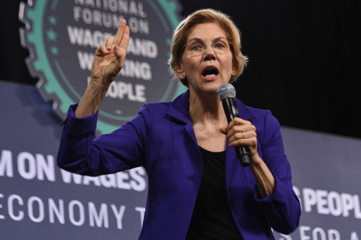 Elizabeth Warren rises in 2020 race as policy focus catches fire