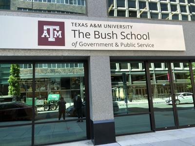 Bush School site in Washington, DC