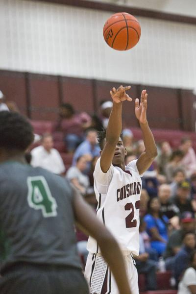 A&M Consolidated boys beat Rudder to stay in second in 18-5A