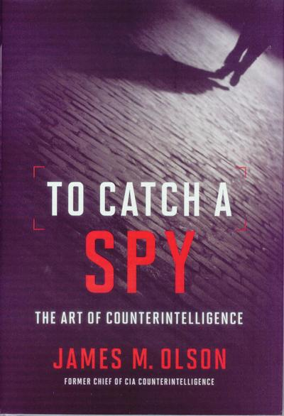 TEXAS READS: 'To Catch a Spy'