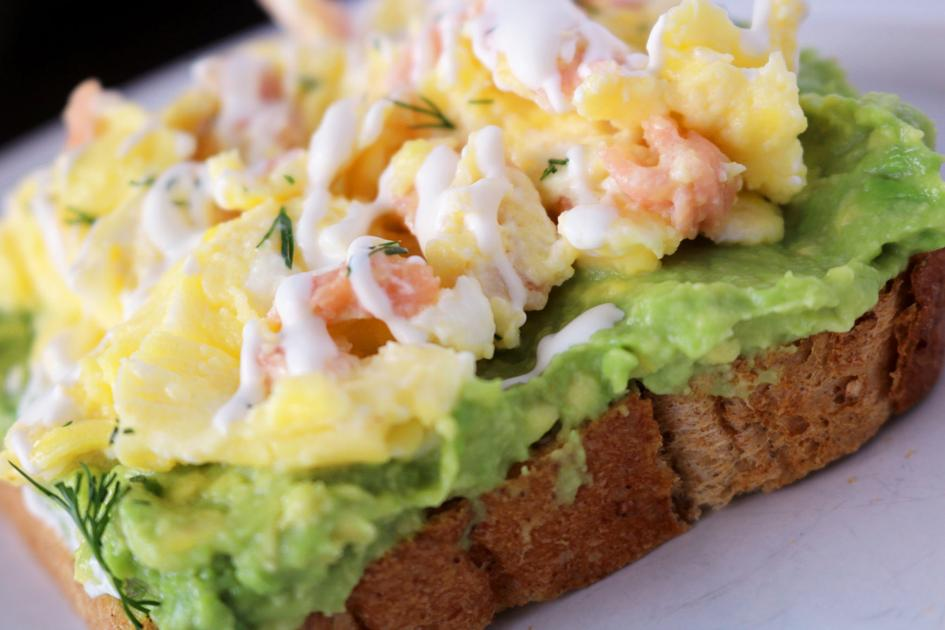 Healthy Avocado Toast Perfect For Mother Brunch Getaways
