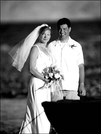 Kunz-Clark Wedding