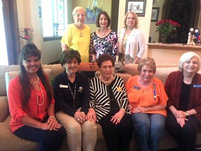 Daughters of the Republic of Texas chapter installs new officers