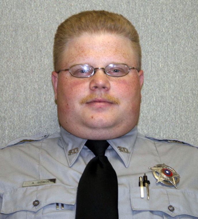 Slain Texas lawman Adam Sowders