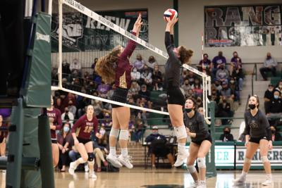 College Station v. MagWest volleyball