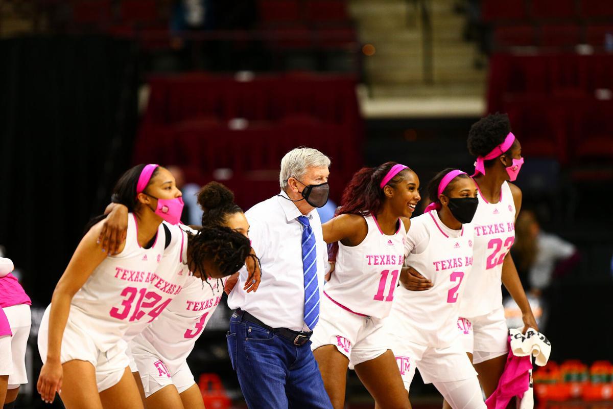 Texas A&M Women's Basketball vs. Tennessee
