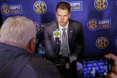 QB Burrow is Orgeron type of player