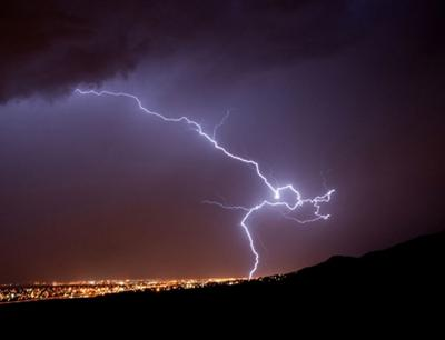 Wordless Wednesday: Lightning
