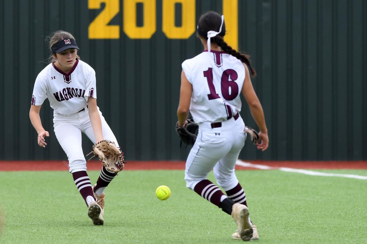 College Station vs. Magnolia softball