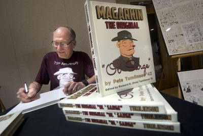 Beloved unofficial A&M mascot Ol' Sarge celebrates 75th birthday