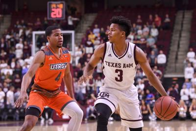 No. 9 Texas A&M men to host fast-paced, 3-shooting Savannah State