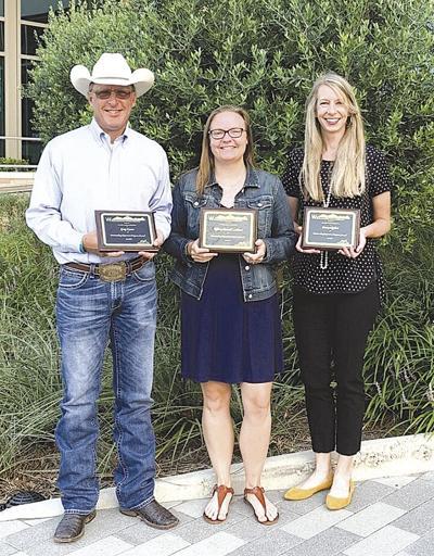 Rancher's Leasing Workshop Team wins national award