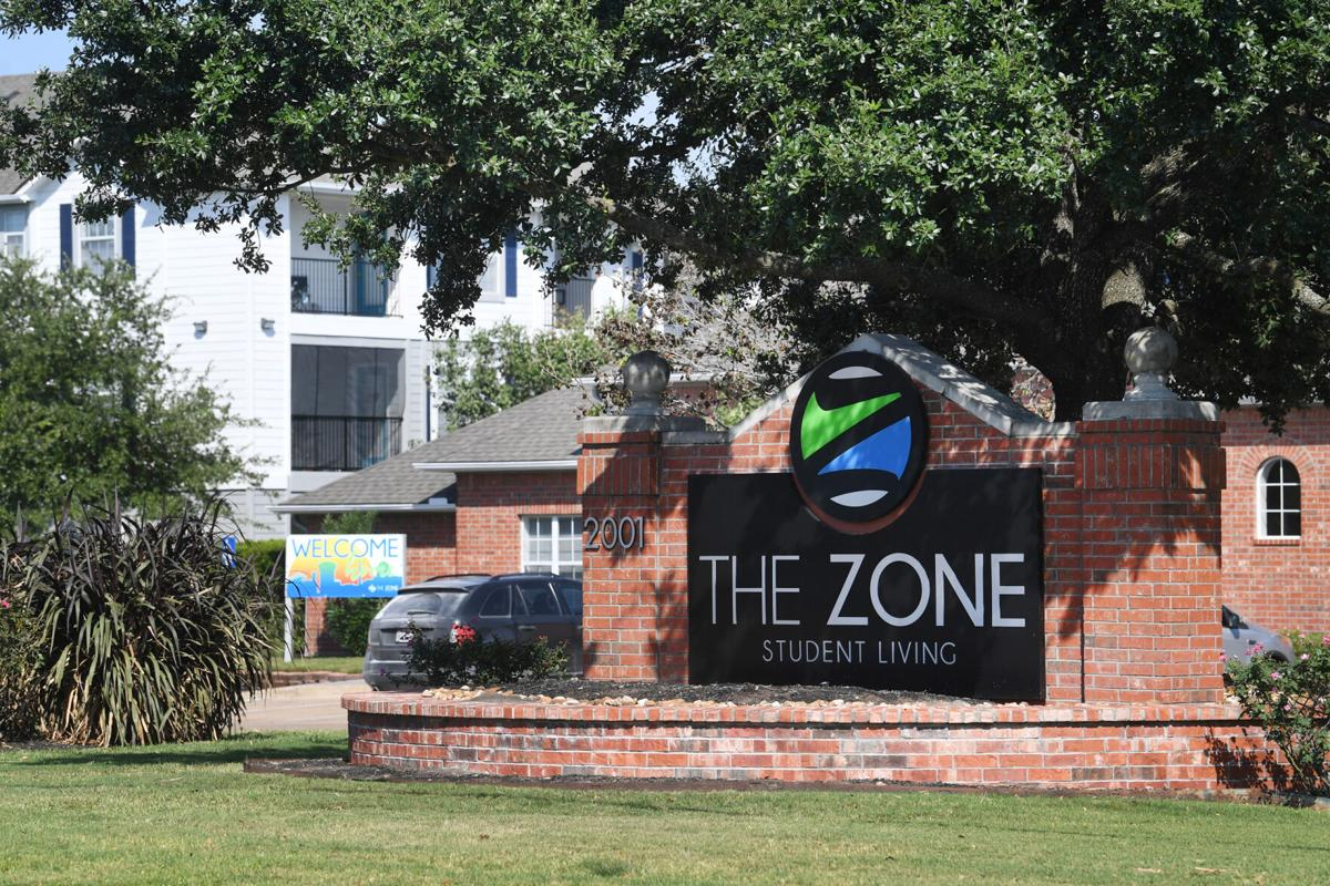 The Zone apartments