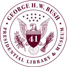 George Bush Library logo
