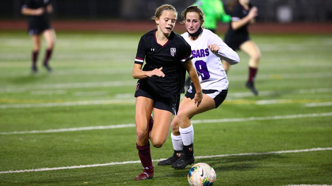 A&M Consolidated girls soccer team defeats College Station for first time