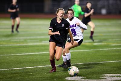 Consol Girls Soccer vs College Station