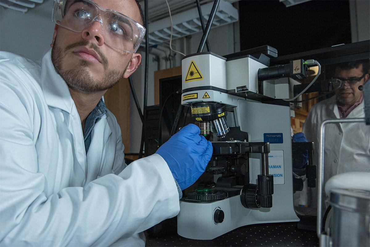 Texas A&M professor looking to upgrade batteries