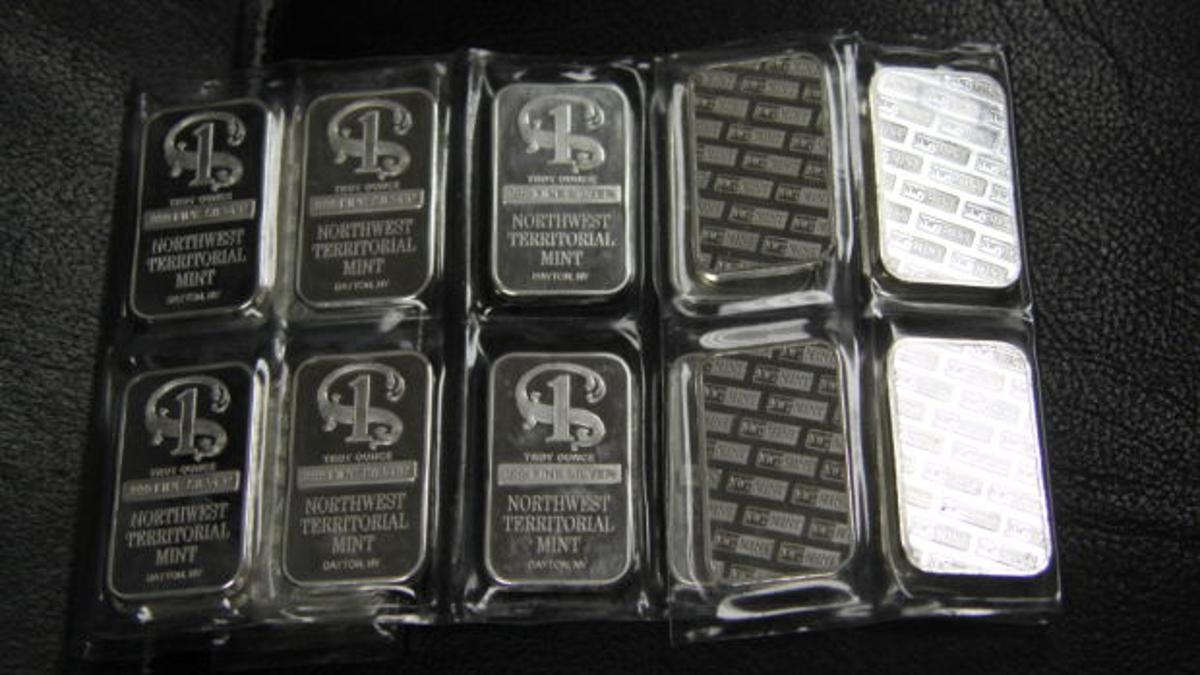 Counterfeit Silver Being Sold