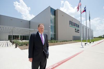 Fujifilm plans genetics lab