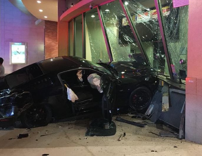 Ticket Booth At Bryans Premiere Cinema Hit By Car Local News - Texas metal car show