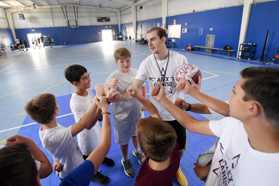 Gallery: Alex Caruso Youth Basketball Camp