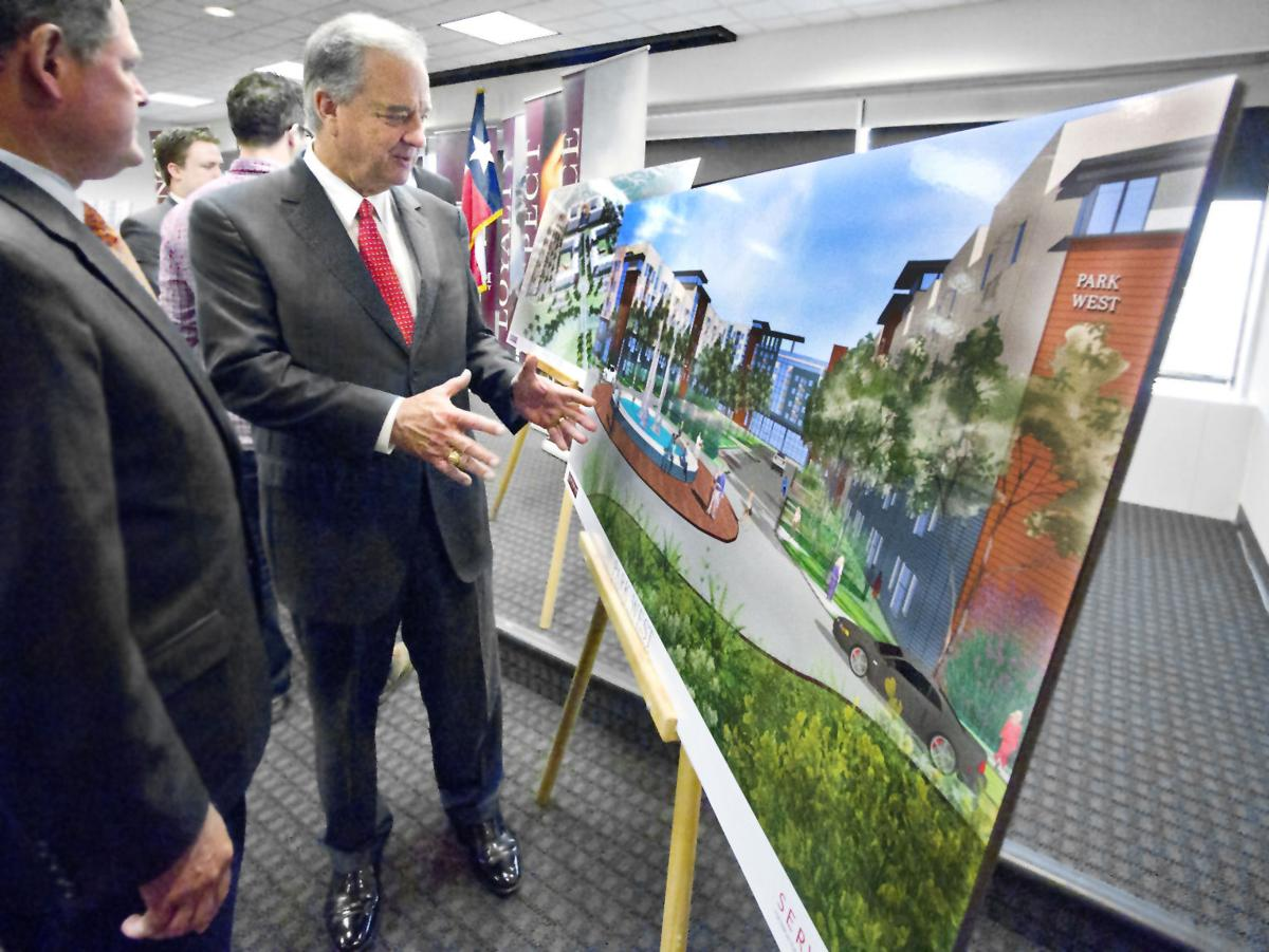 Texas A&M unveils plans for $360M, 3,400-bed Park West housing to be ready by fall 2017