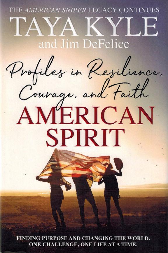 TEXAS READS: 'American Spirit'
