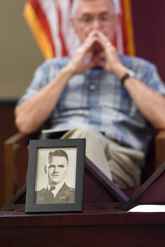 Major Harvey H. Storms remembered