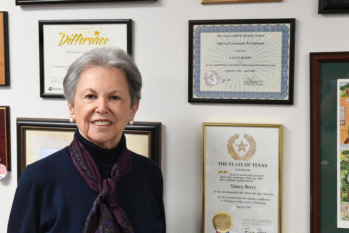Making a Difference: Nancy Berry