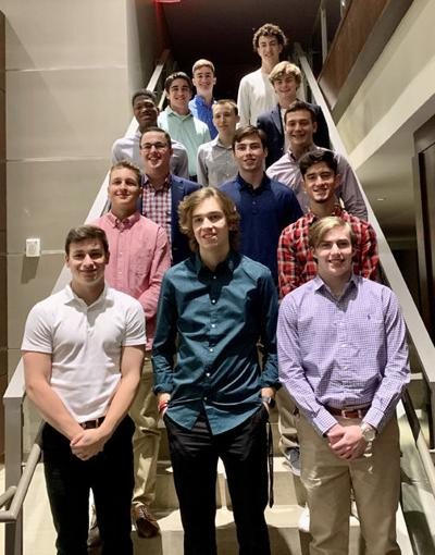 Young Men's Service League honored