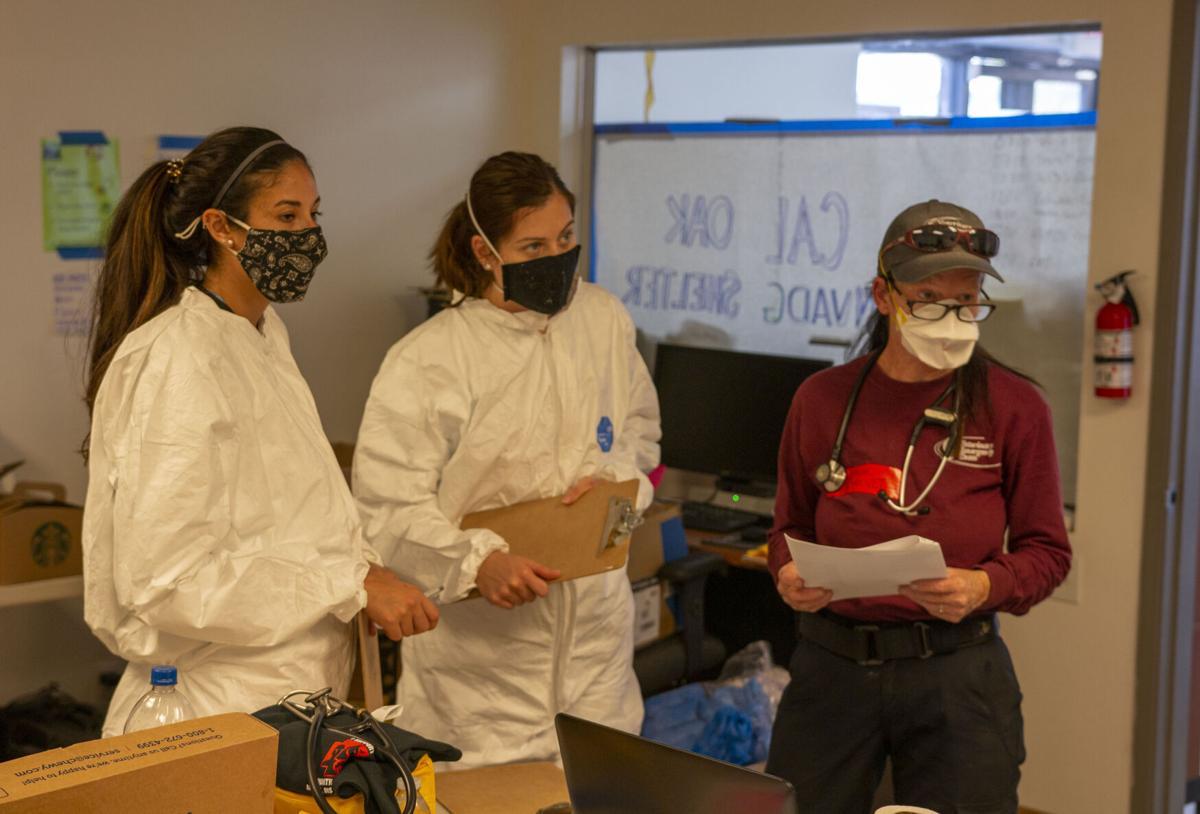 A&M Veterinarian team