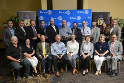 Bryan Rotary 10 Business Performance Awards 2019