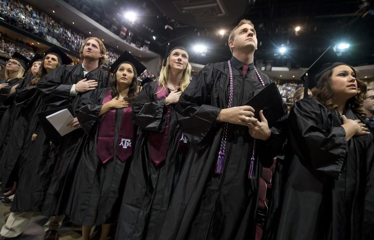 Texas A&M graduation | Local News | theeagle.com