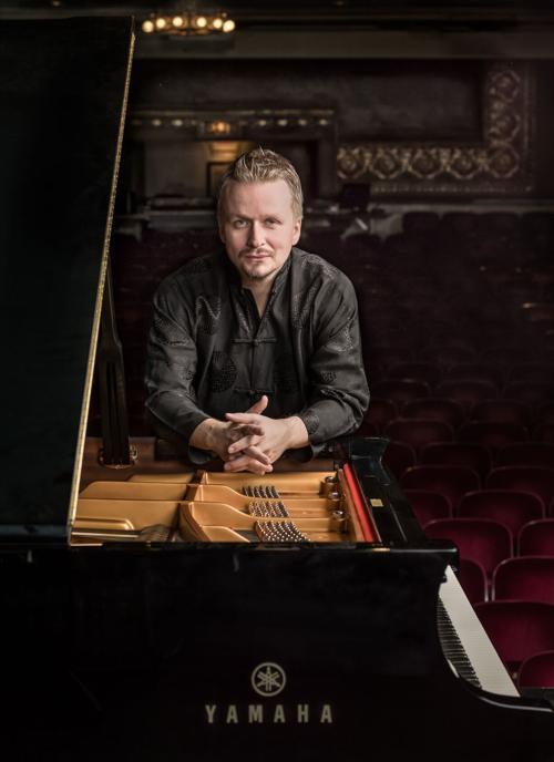 Russian pianist Ilya Yakushev