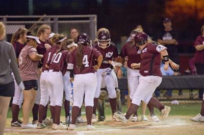 A&M Consolidated softball team beats Rudder by run rule