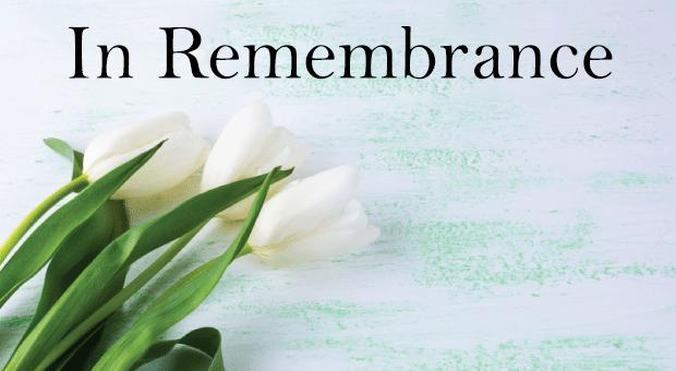 Obituaries published Mar. 31, 2019