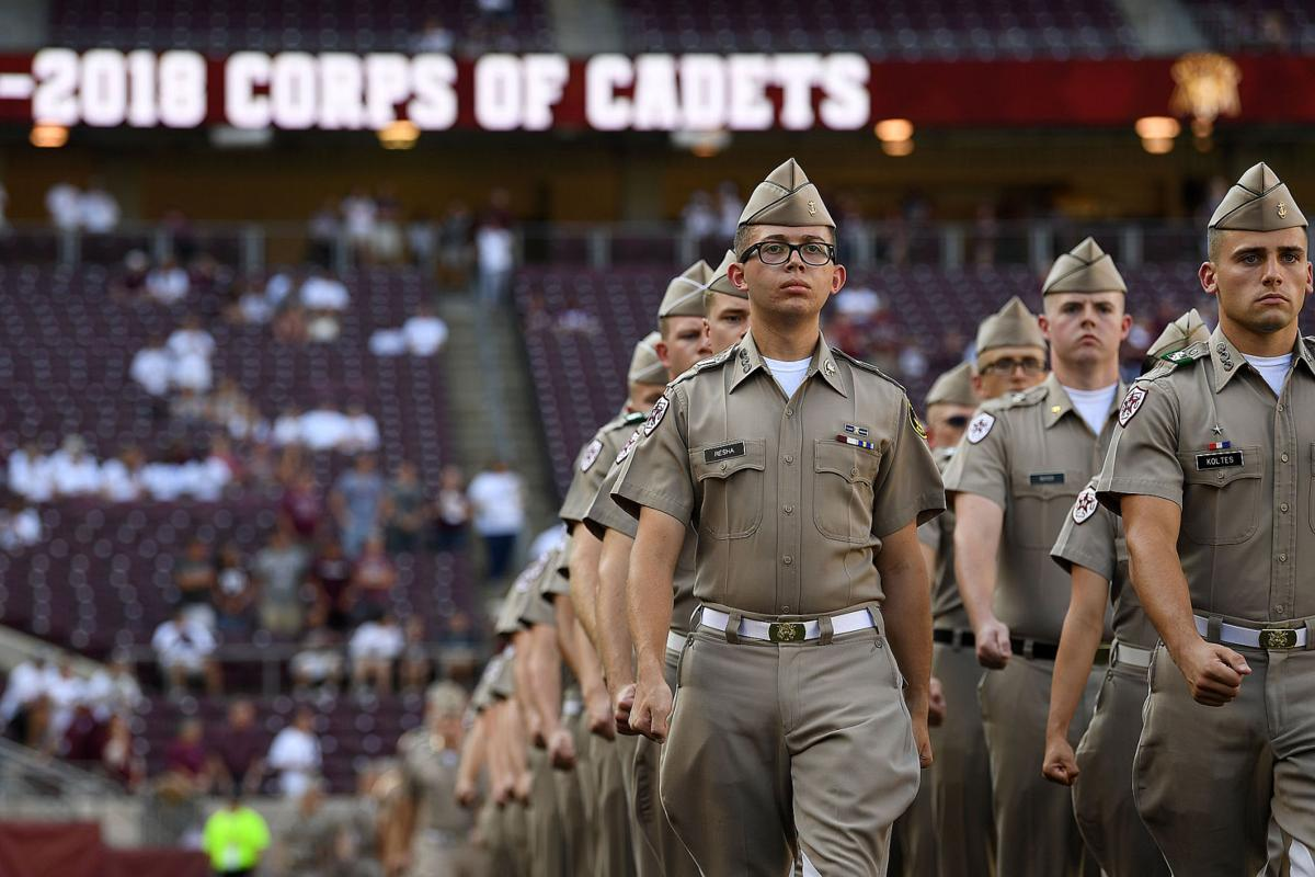female commander a first for texas a m corps of cadets cnn