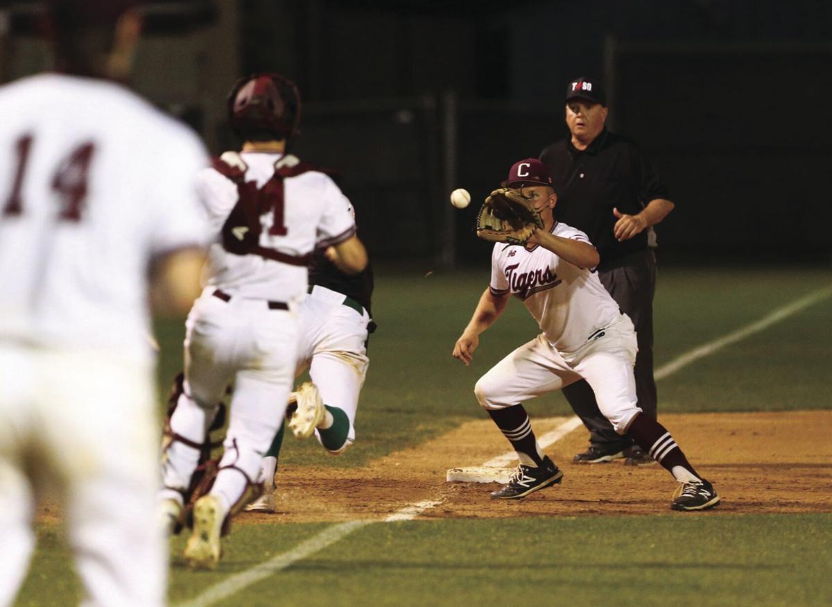 A&M Consolidated Baseball vs Brenham